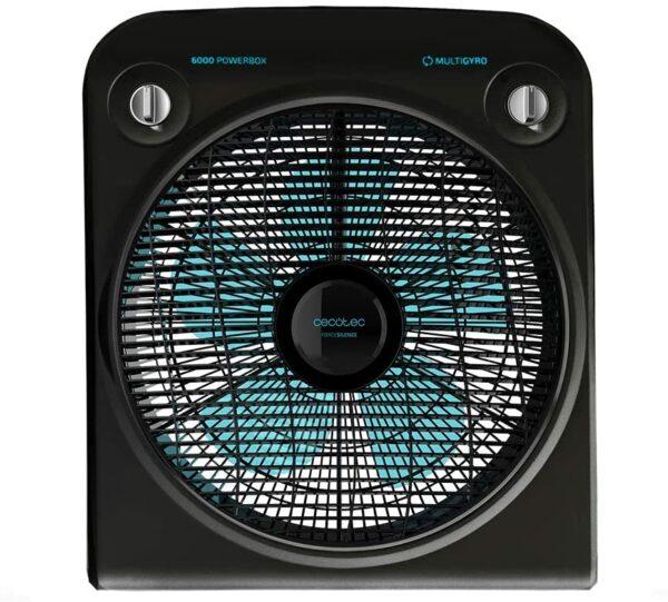 Ventilador de suelo EnergySilence 6000 PowerBox Black