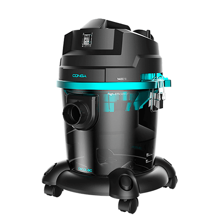 Aspirador de sólidos y líquidos Conga PopStar 2000 Wet&Dry