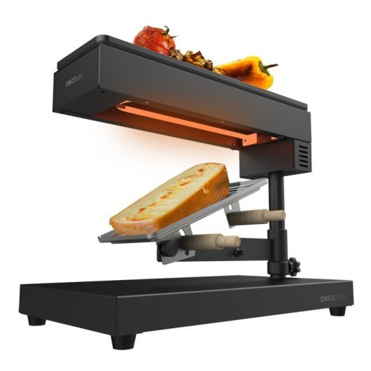 Raclette Cheese&Grill 6000 Black